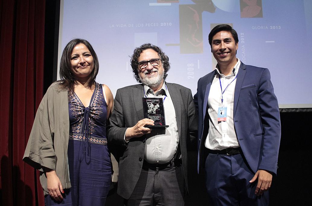 Homenaje a Silvio Caiozzi marca la inauguración del 10° Festival de Cine Chileno