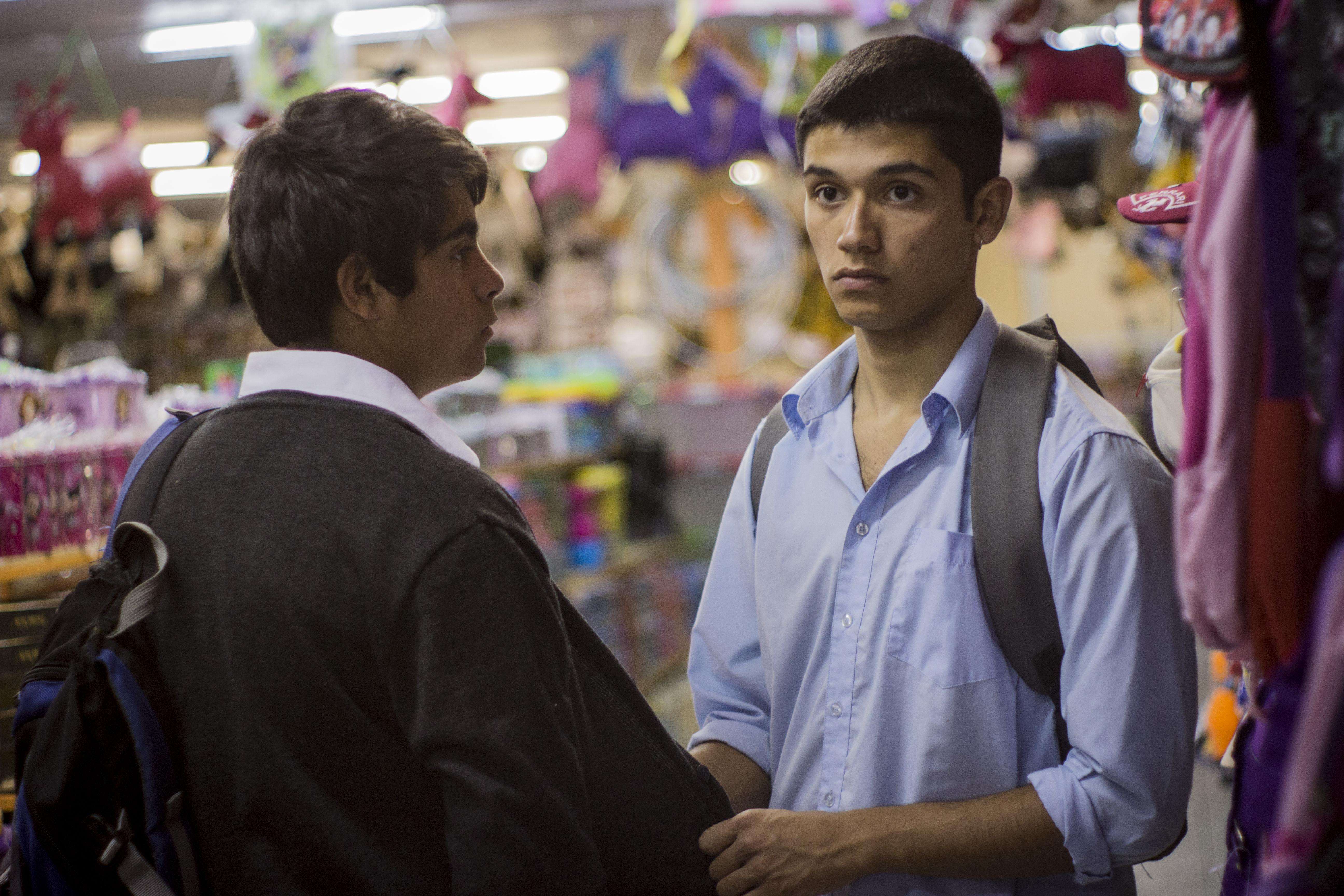 """""""Mala Junta"""" es la película que cerrará la 2a Escuela de Espectadores de FECICH11"""
